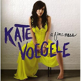 Kate Voegele - Fine Mess [CD] USA import