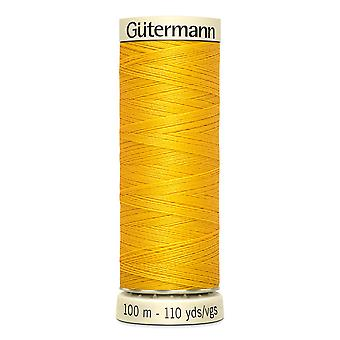Gutermann Sew-all 100% Polyester Thread 100m Hand and Machine Colour Code  - 106