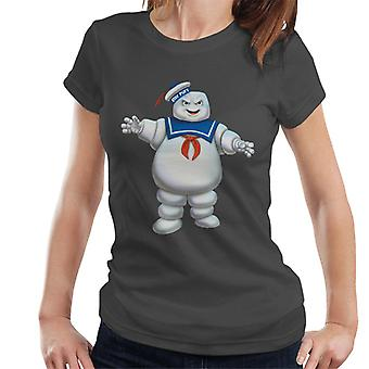 Ghostbusters pysyä puft Marshmallow mies naiset ' s T-paita