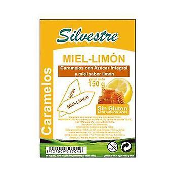 Gluten Free Honey Lemon Candies with Brown Sugar 150 g
