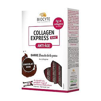 Collagen express dark chocolate 6 units