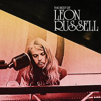 Leon Russell - Best of Leon Russell [CD] USA import
