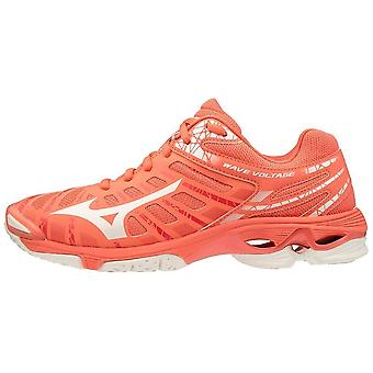 Mizuno Wave Voltage V1GC196059 volleyball all year women shoes