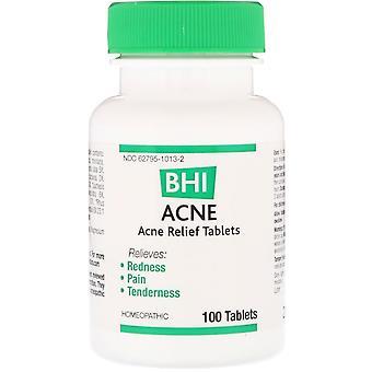 MediNatura, Acne, 100 Tablets