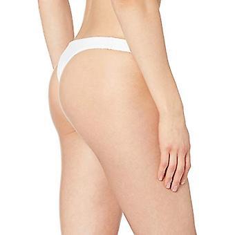 RVCA Junior's White Noise Skimpy Bikini Bottom, S