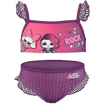 Girls ET1887 LOL Surprise 2-Pieces Swimsuits