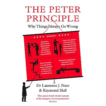 The Peter Principle by Hull & RaymondPeter & Dr Laurence J.