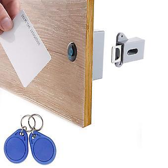 Invisible Hidden Rfid Opening Intelligent Sensor Lock