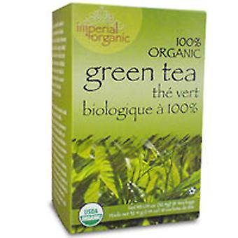Uncle Lees Teas Organic Green Tea, 20 Bags