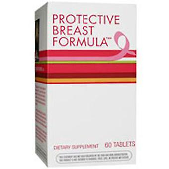 Enzymatic Therapy Protective Breast Formula, 60 Tabs