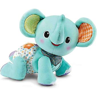 Vtech crawl with me elephant early years