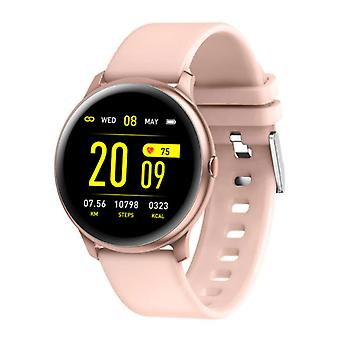 Lige 2020 Fashion Sports Smartwatch Fitness Sport Activity Tracker Smartphone Watch iOS Android - Pink