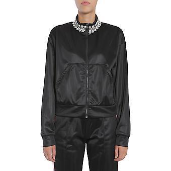 Forte Couture Fcfw173026blk Women's Black Polyester Sweatshirt