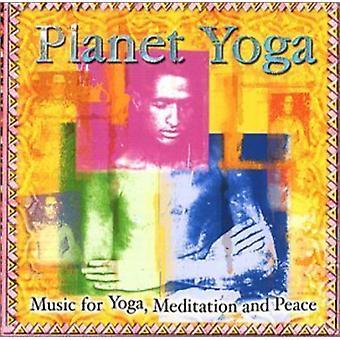 Planète Yoga - Yoga de planète [CD] USA import
