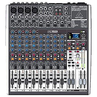 Behringer xenyx x1622usb premium 16-input 2/2-bus mixer with usb/audio interface
