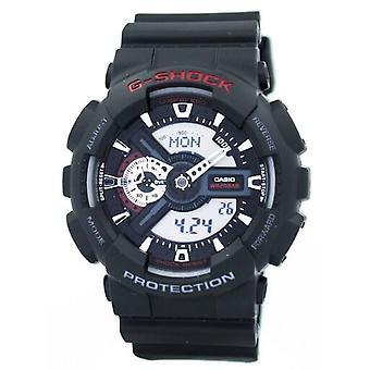 Casio G-shokki Maailmanaika Analoginen Digitaalinen Ga-110-1a Ga110-1a Men's Watch