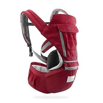 Ergonomisk Infant Carrier Hipseat - Sling, Framvänd ,känguru Baby Wrap