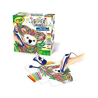 Juego artesanal Koala Pen Crayola