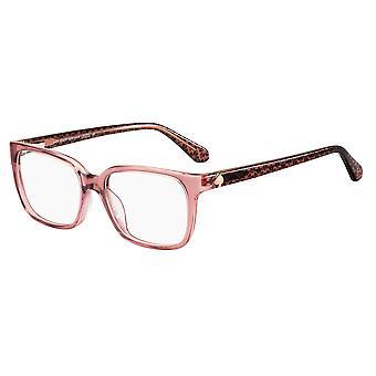 Kate Spade Jordana 35J Pink Glasses