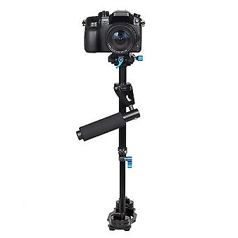 YELANGU S40L 40cm Aluminum Alloy Handheld Stabilizer for DSLR Camera DV(Black)