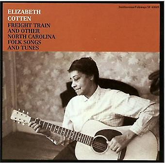 Elizabeth Cotten - Freight Train & Other North Ca [CD] USA import