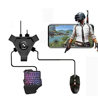 Bluetooth Adapter Mobile Gamepad Usb Controller, Gaming Keyboard Mouse