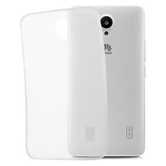 Copertura mobile Huawei Y635 KSIX Flex TPU Trasparente