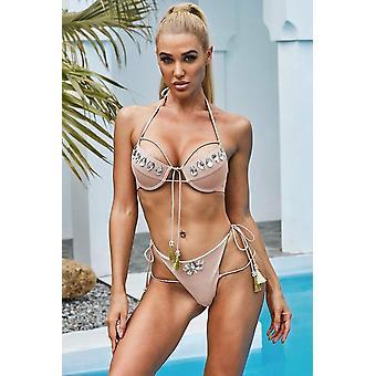 Quaste Verband Bikini Set