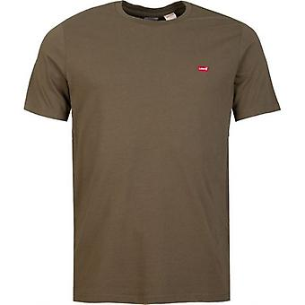 Levi's Red Tab Small Logo Crew Neck T-Shirt