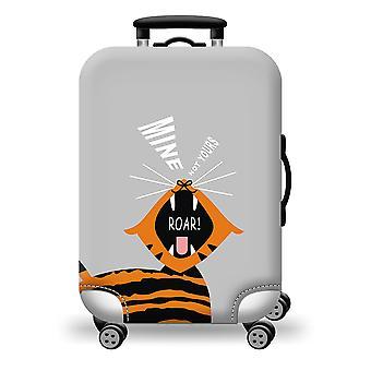 Protecteur de bagages de modèle de chat