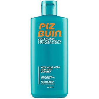 Piz Buin After Sun Soothing & Cooling Moisturising Lotion 200ml - Cap Bottle