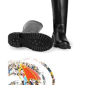Parada wojskowa Wysokiej wydajności Wojskowe Buty Konne Jazda konna Flaga-lifter Buty