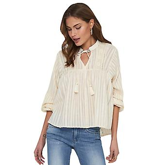 Alleen Women's New Elisa Life Stripe Top
