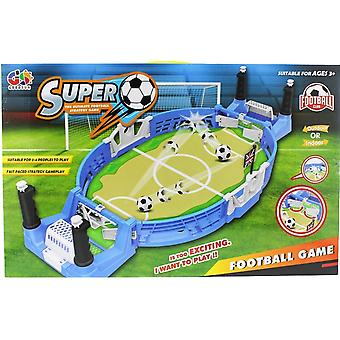 لعبة كرة القدم الكرة والدبابيس