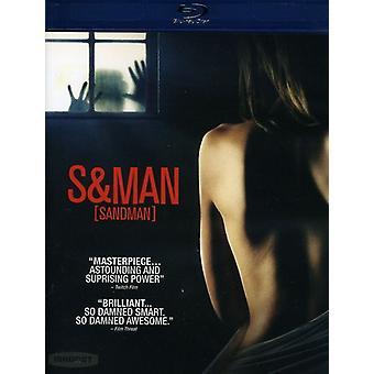 S & Man [BLU-RAY] USA import