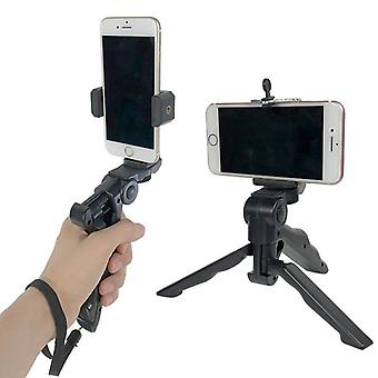 Desktop Live Phone Bracket Tripod Handheld Holder