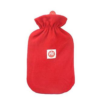 Hot water bottle, with polar cover 1 unit