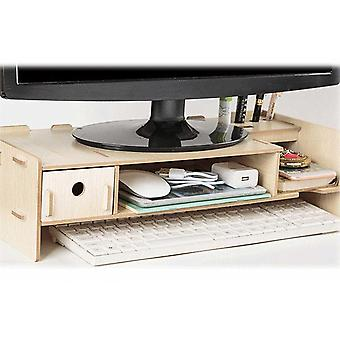 Multi-function Desktop Monitor Stand