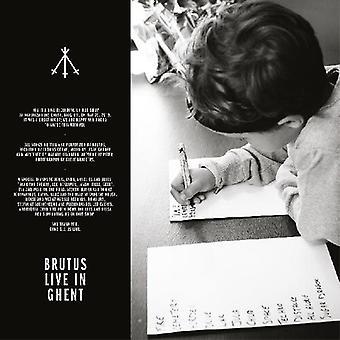 Brutus - Live In Ghent [Vinyl] USA import