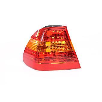 Left Passenger Side Rear Lamp Tail Light (Amber Saloon Models)
