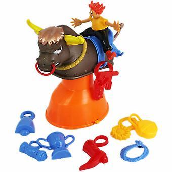 Raging bull rodeo game