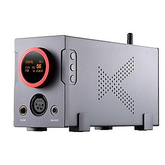 Xduoo xa-10 כפול ak4493 mqa hifi מלא לפענח מאוזן Bluetooth מגבר USB שולחן העבודה dac headphon מגבר pcm768 dsd512 opt/coa מגבר
