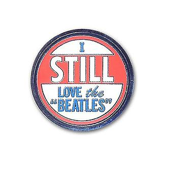 Beatles I Still Love The Beatles uusi virallinen Metal PIN-tunnus