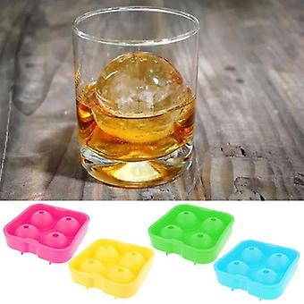 Whiskey Ice Cube Ball Maker, Round Bar Accessiories High Quality Random Color