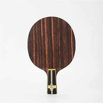 Tennis de table intérieur en or noir