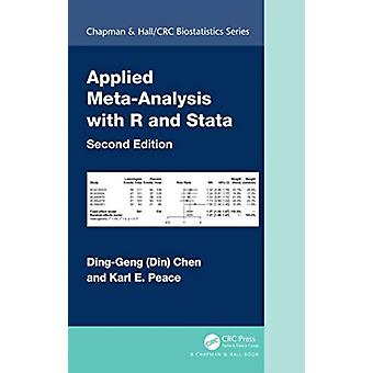 Applied MetaAnalysis with R and Stata by Chen & DingGeng Din University of North Carolina & USAPeace & Karl E. Georgia Southern University & USA