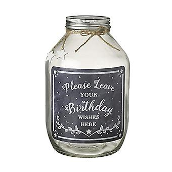 Heaven Sends Birthday Wish Jar