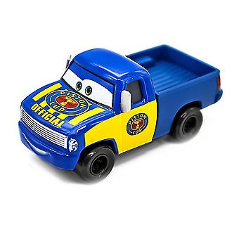 Alloy Racing Car Pickup Truck Piston Cup Car Children's Toy Model