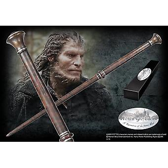 Fenrir Greyback Character Wand Prop Replica from Harry Potter