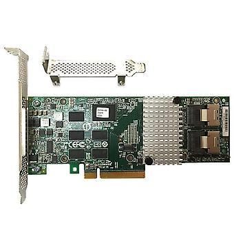 Lsi 3ware 9750-8i Lsi00214 Pci-e2.0x8 Lsisas2108 512mb